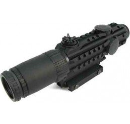 King Arms 1-3X Tactical Scope (2008/02/22)
