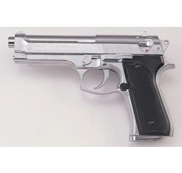 KWC Beretta M92FS AIRGUN - 銀黑