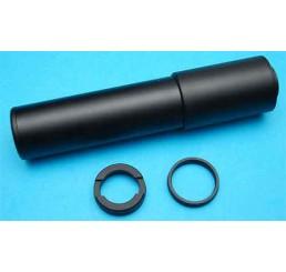 G&P M11鋁製滅聲器 (2007/12/19)