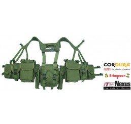 GUARDER 1195G 高承載模組化戰術背心 (軍綠色)