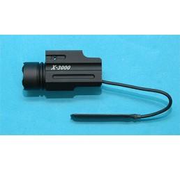 G&P 3000X 電筒 (3v Xenon)