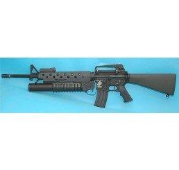 G&P M16A3AEG連M203榴彈砲