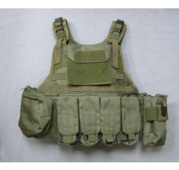 PROUD Molle Plate Carrier with Cummerbund Package (軍綠色)