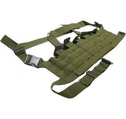 KING ARMS MPS Utility 胸前掛袋 (軍綠色)