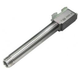 GUARDER KSC G17/18用不銹鋼外管 (14mm正牙)