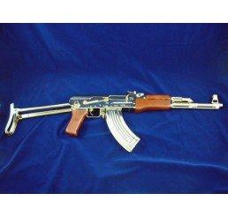 SRC AK-47S 金色木柄版 全金屬AEG