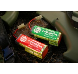 SYSTEMA 電池 12V500mA - M4A1