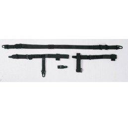 PHANTOM 三點式戰術鎗帶 (黑色)