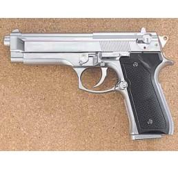 KWC 92FS 簡易型GAS GUNS-銀黑