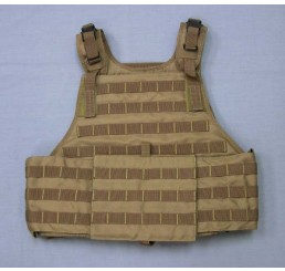 PROUD Molle Plate Carrier with Cummerbund (沙色)