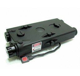 ICS AN/PEQ-2電池盒+雷射
