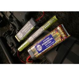 SYSTEMA 電池 12V2400mA