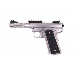 WE Galaxy 1911 GBB - Silver Slide Premium S