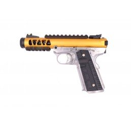 WE Galaxy 1911 GBB - Gold Slide Type B