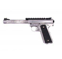 WE Galaxy 1911 GBB - Silver Slide Premium L