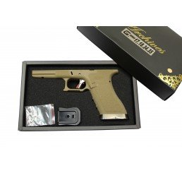 ARCHIVES G17 IPSC FRAME SET TAN