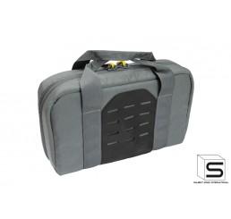SAI Tactical Pistol Bag - Grey (Salient Arms International x Malterra)