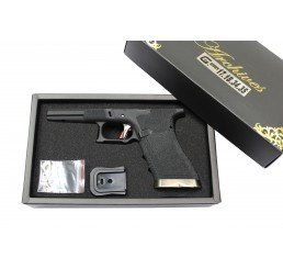 ARCHIVES G17 IPSC FRAME SET BK