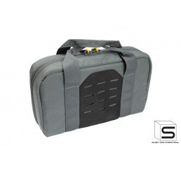 SAI Tactical Pistol Bag - Grey (Salient Arms International x Malterra)