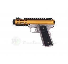 WE Galaxy 1911 GBB GOLD