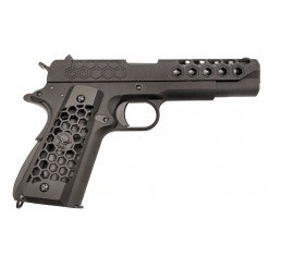 WE 1911 HEX CUT BK
