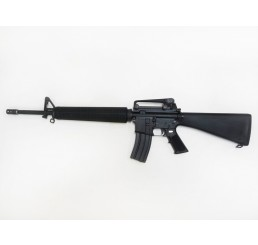 WE - M16A3 (Black Edition) 全開膛系統