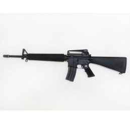 WE - M16A3 (Black Edition) 全開膛系統