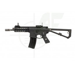 EMG Knights Armament Airsoft PDW M2 GBB Airsoft Rifle - Black / Short Barrel