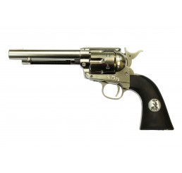 UMAREX COLT SAA.45 CO2 4.5mm JOHN WAYNE DUKE NICKEL