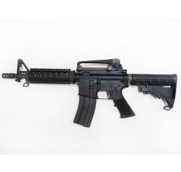 WE - CQB (BLACK EDITION) 全開膛系統