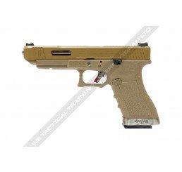 WE G34 T10 (TAN / SV / TAN)