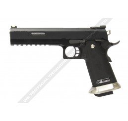 "WE HI CAPA 6"" IREX BK SV NO MARKING"
