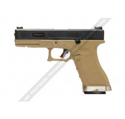 WE G17 T2 (BK / SV / TAN)